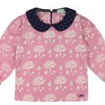 lilly and sid girls 109 pink lst with collar