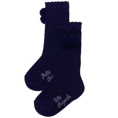 pretty originals pom pom socks