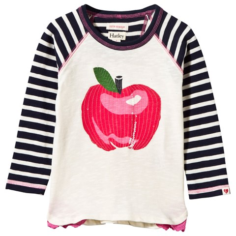 hatley-nordic-apple Long Sleeve Top