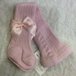 Katun Pink Bow tights
