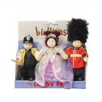 Le Toy Van Budkins Heart of London Triple Pack