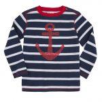 Hatley Long Sleeve Anchor Tee Shirt