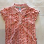 Baby Girls Orange Tee Shirt
