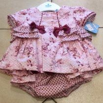 Sardon Pink Dress and Jam Pants