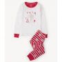 Hatley Girls Snow Flake Christmas Pyjamas by Hatley