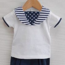 Baby Boys Sailor Set