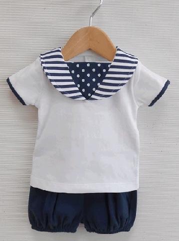 Baby Boys Sailor Set