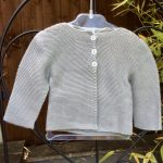 100% Cotton Cardigan by Spanish Babidu