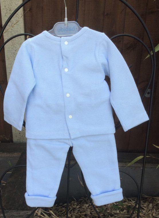 Babidu 2 Piece Winter Set in Blue Ref 66165