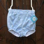 Boys Blue Shorts By Spanish Brand Sardon