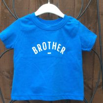 Bob & Blossom Blue BROTHER Tee Shirt