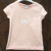 Bob & Blossom Peachy Pink ONE Tee Shirt (Birthday Tee Shirt)