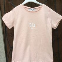 Bob & Blossom Peachy Pink SIX Tee Shirt (Birthday Tee Shirt)